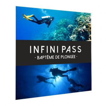 Infini Pass Baptême de Plongée