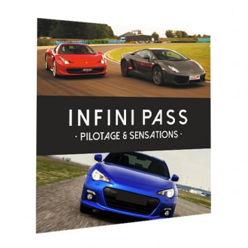 Infini Pass Pilotage et Sensations
