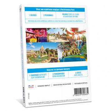 Coffret cadeau PortAventura Journée