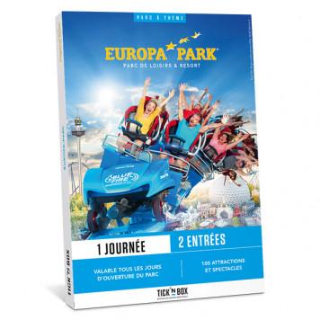Coffret cadeau Europa-Park