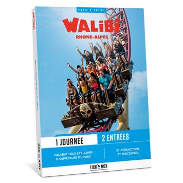 Coffret cadeau Walibi Rhône-Alpes
