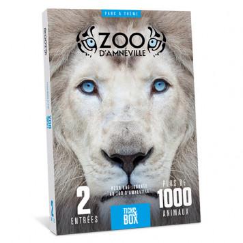 Coffret cadeau Zoo d'Amnéville