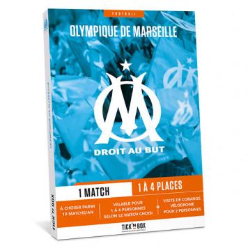 Coffret cadeau Olympique de Marseille