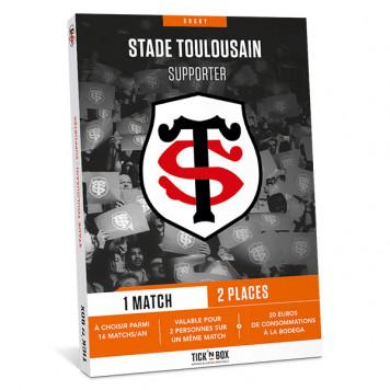 Coffret cadeau Stade Toulousain Supporter
