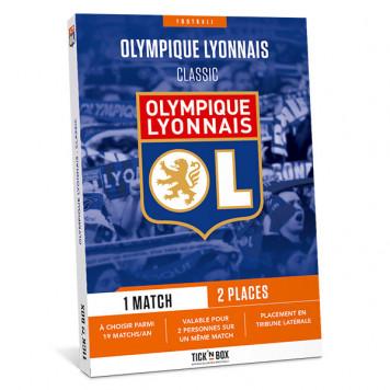 Coffret cadeau Olympique Lyonnais Classic