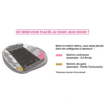 Coffret cadeau Stade Français Paris