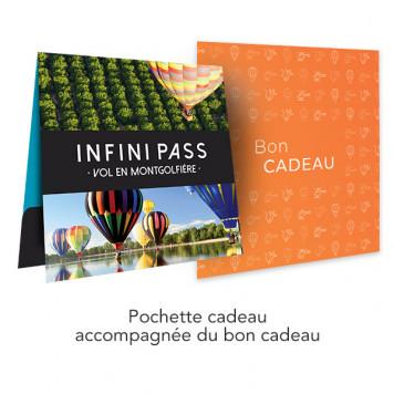 Infini Pass Vol en Montgolfière