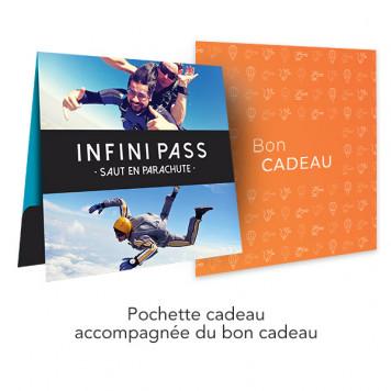 Infini Pass Saut en Parachute