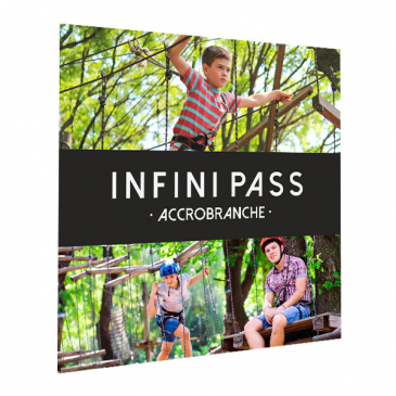 Infini Pass Accrobranche