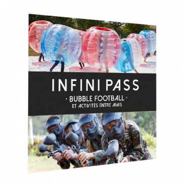 Infini Pass Bubble Football