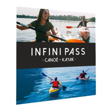 Infini Pass Canoë - Kayak