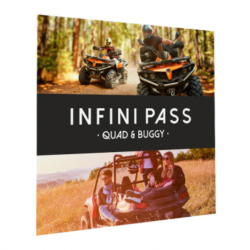 Infini Pass Quad & Buggy