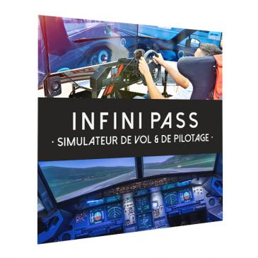 Infini Pass Simulateur de Vol & de Pilotage