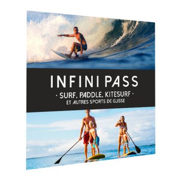 Infini Pass Surf, Paddle, Kitesurf