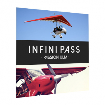 Infini Pass ULM Passion