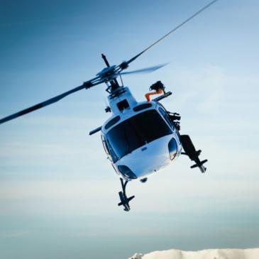 Infini Pass Baptême découverte en Hélicoptère
