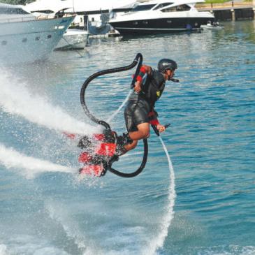 Infini Pass Flyboard et Jet-Ski