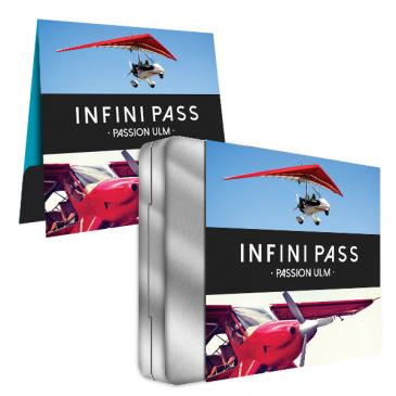 Infini Pass ULM Passion