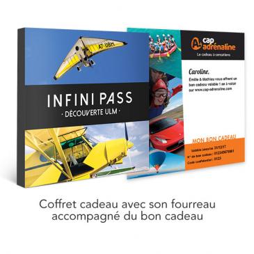 Coffret cadeau Infini Pass ULM Découverte