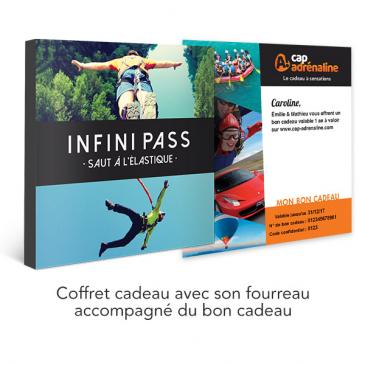 Coffret Infini Pass Saut à l'Élastique