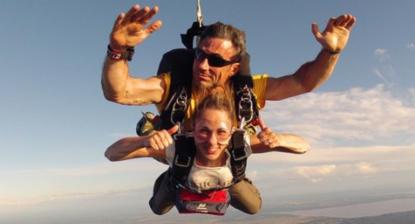 Saut en Parachute Tandem en Gironde près de Bordeaux