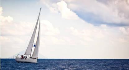Excursion en voilier dans la baie du Mont St Michel