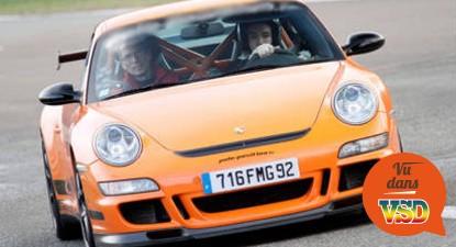 Stage de Pilotage en Porsche 997 GT3 - Circuit de Montlhéry
