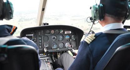 Baptême en hélicoptère - Survol du Havre et Normandie