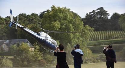 Baptême en Hélicoptère à Amiens