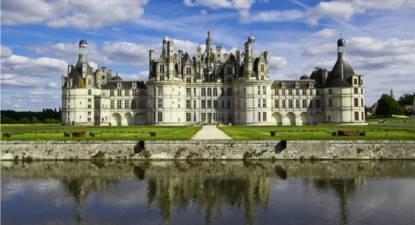 Baptême en hélicoptère - Survol de Chambord et Blois