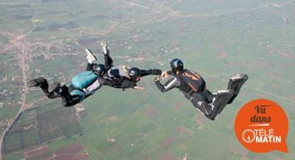 Stage en Parachute PAC près de Paris