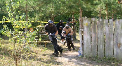 Paintball Troyes