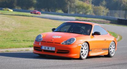 Stage de Pilotage en Porsche 911 Carrera - Circuit de Lohéac