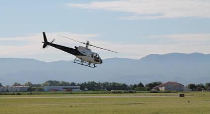 Initiation au pilotage d'Hélicoptère à Valence