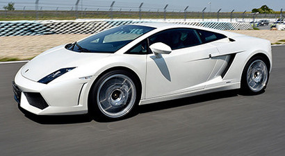 Pilotage d'une Lamborghini Gallardo LP 560 - Circuit de Folembray