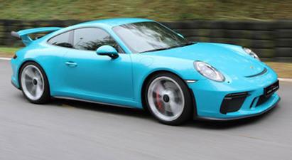 Pilotage d'une Porsche 991 GT3 - Circuit de Folembray