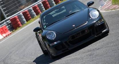 Pilotage d'une Porsche 997 2S - Circuit de Folembray