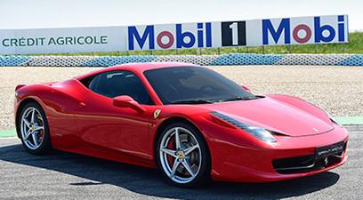 Session de Pilotage en Ferrari 458 Italia - Circuit de Trappes