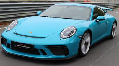 Stage de Pilotage en Porsche 991 GT3 - Circuit de Montlhéry