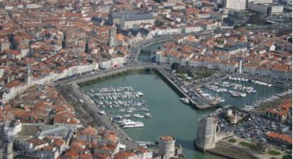 Baptême en Hélicoptère - Vol à la découverte de La Rochelle