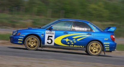 stage de pilotage rallye en subaru impreza pr s de lille. Black Bedroom Furniture Sets. Home Design Ideas