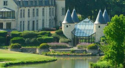 Baptême en hélicoptère près de Paris - survol des Châteaux de l'Essonne
