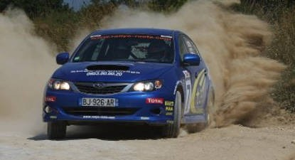 Stage de Pilotage Rallye en Subaru Impreza grA - Circuit de Courcelles les Lens