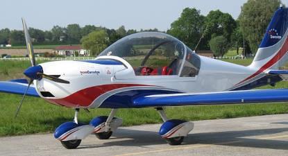 Pilotage d'un ULM à Lille