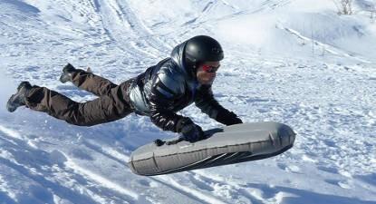 Tester l'Airboard dans le massif du Vercors