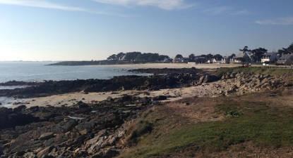 Balade découverte des côtes de Carnac près de Vannes en Segway