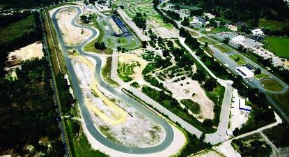 Stage de Pilotage en Peugeot 206 16s - Circuit de Mérignac