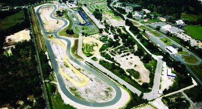 Stage de Pilotage en Ford Mustang Shelby GT 500 - Circuit de Bordeaux Mérignac