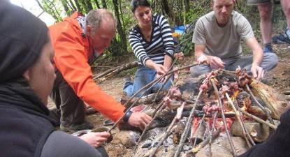 Stage de survie Longue durée de 5 jours façon nomade dans le Périgord