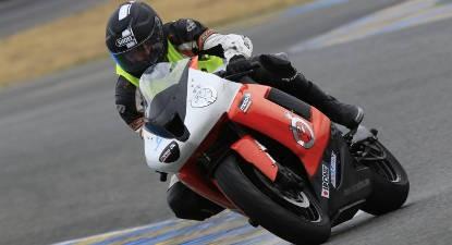 Stage de Pilotage en Kawasaki 600 ZX6R - Circuit Paul-Ricard